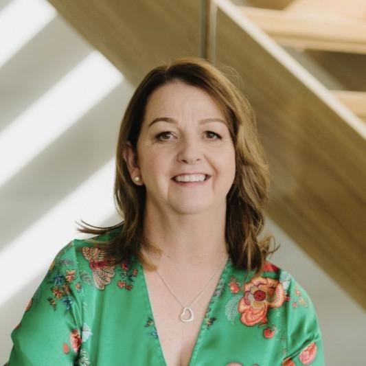 Suzanne Steele, ANZ vice president Sydney