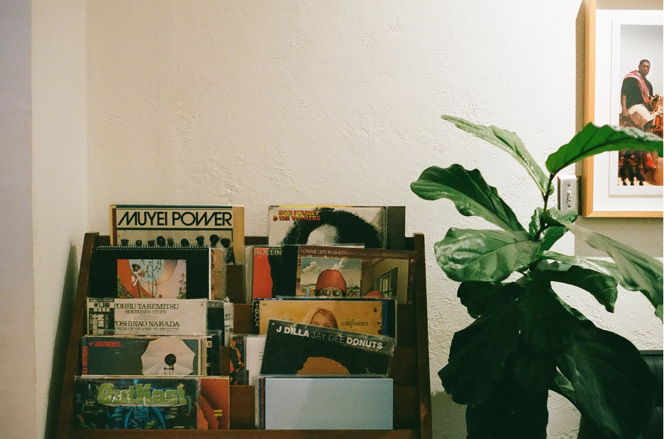 Image of records.